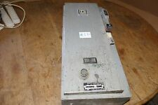 Square D Class 8538 Type SBC13 Industrial Control Panel Class 9070 Transformer