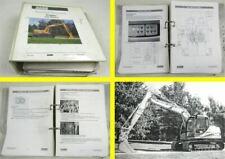 Case CX 130 210 Hydraulikbagger Service Schulung Training Werkstatthandbuch 2000