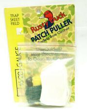 Vintage Rusty Duck Patch Puller 16 / 20 Gauge Trap Skeet Field Shotgun Cleaning