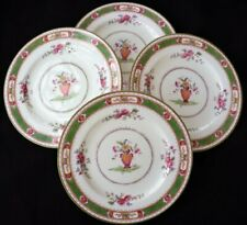 Antique vintage Coalport tea plates French Noble 6 1/2""