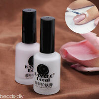 15ml Peel Off Liquid Nail Art Tape Latex Finger Skin Protected Care Nail Polish