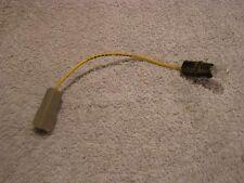 MoPar  E body Cuda challenger  heater control  lamp