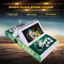 Pandoras box 3D Double Screen Mini Arcade Video game Console 2263 Games PS1 PSP