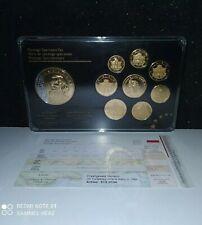 Monaco Grace Kelly Coinset 24K 999 Gold & Rhodium - Streng Limitiert! 2000STK.