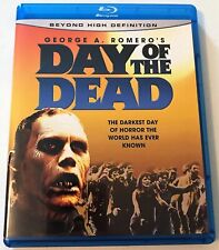 Day of the Dead (1985; 2-Disc Blu-Ray) BD Used George Romero Zombies Horror