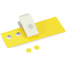 "1/2"" CIRCLE Nesting Small Slim Profile .5"" Paper Punch by EK Success"