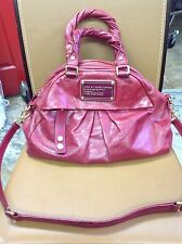 Marc by Marc Jacobs Twisted Q Baby Aidan burgundy Bag