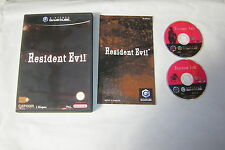 NINTENDO GAME CUBE Resident Evil       WII