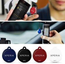 4x SmartTags étiquettes NFC pour Sony Xperia S / P / U / Sola - HTC One X