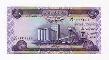 Iraq 50 Dinar Rare Replacement Banknote Collectors Item