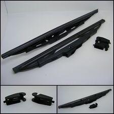 """Classic Mini 10"""" Wipac Wiper Blade PAIR GWB811 black rover austin morris bmc mg"""