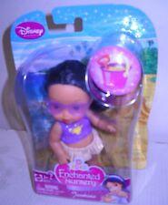 #4705 NRFB Mattel Disney Princess Enchanted Nursery Jasmine Doll