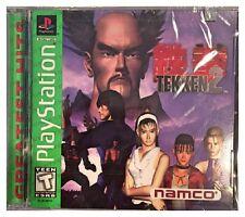 Tekken 2 Ps1 Brand New