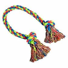 Petface Toyz King Size Dog Tug Pull Rope HUGE Tugger Fun Outdoor Play Toy 135cm