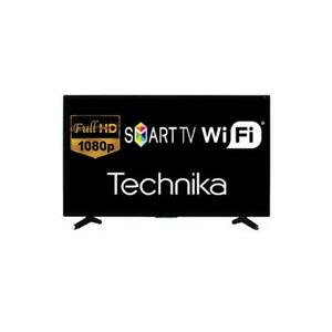 """Technika 40A23B-FHD 40"""" Smart Android LED TV Full HD WiFi Freeview Play Saorview"""