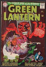 Green Lantern (1960) #42 VG+ (4.5) 3rd app Zatanna