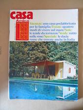 AMICA Casa suppl.22 1977 [G685B] Rivista Vintage