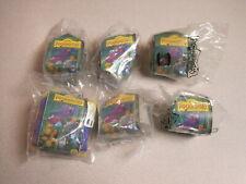 Burger King & Disney's  1996 Pocahontas Toys Set of 6 MIP