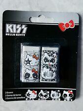 Hello Kitty Kiss set of 2 erasers
