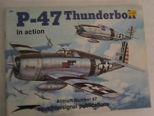 Squadron Signal - P-47 Thunderbolt in Action (#1067)