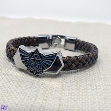 The Legend of Zelda Bracelet Wristband UK Stock