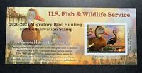 WTDstamps - #RW87A 2020 - 2021 - US Federal Duck Stamp - Post Office FRESH