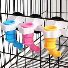1PC Water Bottle Fountain Hanging Dispenser Head Feeder Puppy Drinking Pet JJ