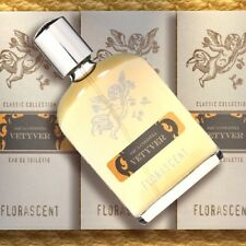Florascent Aqua Colonia VETYVER Naturparfum Classic Collection EdT natürl Inhalt