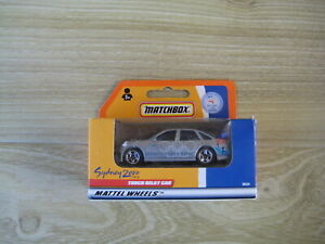 MATCHBOX SUPERFAST  MB54 FORD FALCON SYDNEY TORCH RELAY CAR     ABSOLUTELY MINT