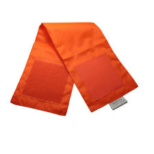 High Visibility Security Arm Band Strap Kids Safety Warning Arm Guard Orange