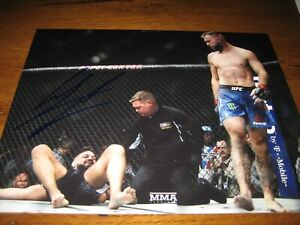 DONALD COWBOY CERRONE  UFC MMA PFL BELLATOR BKFC SIGNED AUTOGRAPHED 8X10 PHOTO
