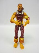 "HASBRO MARVEL LEGENDS 6"" LOOSE PUMA ACTION FIGURE FROM KINGPIN BAF SERIES"