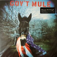 Gov't Mule - Gov't Mule(180g Vinyl),2011 Music On Vinyl