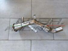 DOWNPIPE INOX TUBO RIMOZIONE DPF BMW X5 3.0D E70 235CV