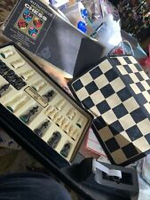VINTAGE TOURNAMENT MAGNETIC CHESS, E. S. LOWE
