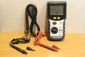 Occasion : Multimetre Telecom, Controleur d'isolement, Isolametre MEGGER BMM80/F