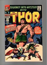 Journey Into Mystery # 124 ( 1965 ) Thor! Marvel Comics Sharp Copy!