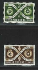 Portugal Stamps | 1953 | Automobile Club | 782-783 MH OG (Complete Issue)