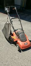 "Black and Decker Electric ""Lawnhogâ""¢"" Mulching Lawnmower"