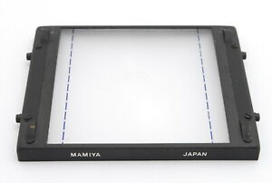 <Near Mint> MAMIYA RB67 Focusing Screen Type A for Pro S SD from Japan by FedEx