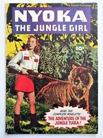 Nyoka the Jungle Girl #40 (1945 Fawcett/Anglo-American) Canadian Edition - Rare!