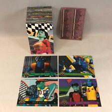 REBOOT CGI ANIMATED TV SERIES (Fleer Ultra 1995) Complete Trading Card Set (150)