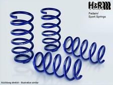 H&R Tieferlegungsfedern Federn 45 mm VW Golf VI 5K1 lowering springs 29006-1