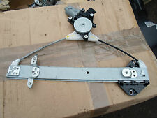 SUBARU FORESTER PASSENGERS SIDE REAR ELECTRIC WINDOW MOTOR REGULATOR