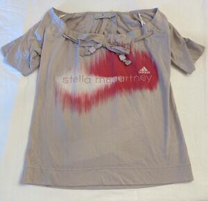 Adidas Stella McCartney Logo Tee Sample NWOT
