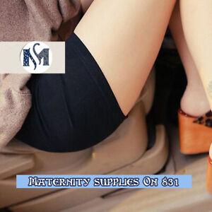 Women's Seamless Maternity Shapewear Pregnancy Underwear Belly Support Panties