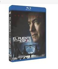 El Puente de los Espías Blu-ray REGION LIBRE.A-B-C