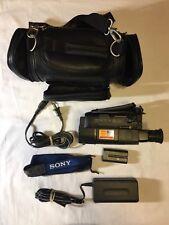 Sony Handycam CCD-TRV16 8mm Video8 XR Camcorder VCR Player Video Transfer NTSC