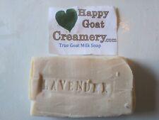 Lavender Goat Milk Soap Happy Goat Creamery Pure Essential Oil Free Shipping