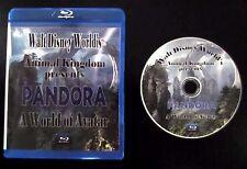 Walt Disney World's PANDORA  A World of Avatar   (Blu-Ray)